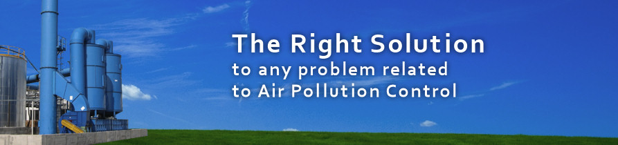 Solutions to Air Pollution Control needs